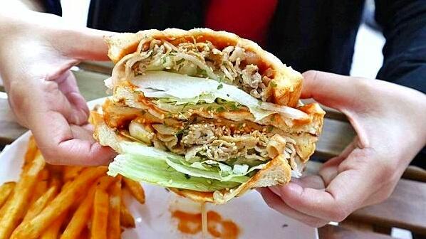 MISSX秘食-士林店:平價不限時早午餐享受慵懶的假日美好 @女子的休假計劃