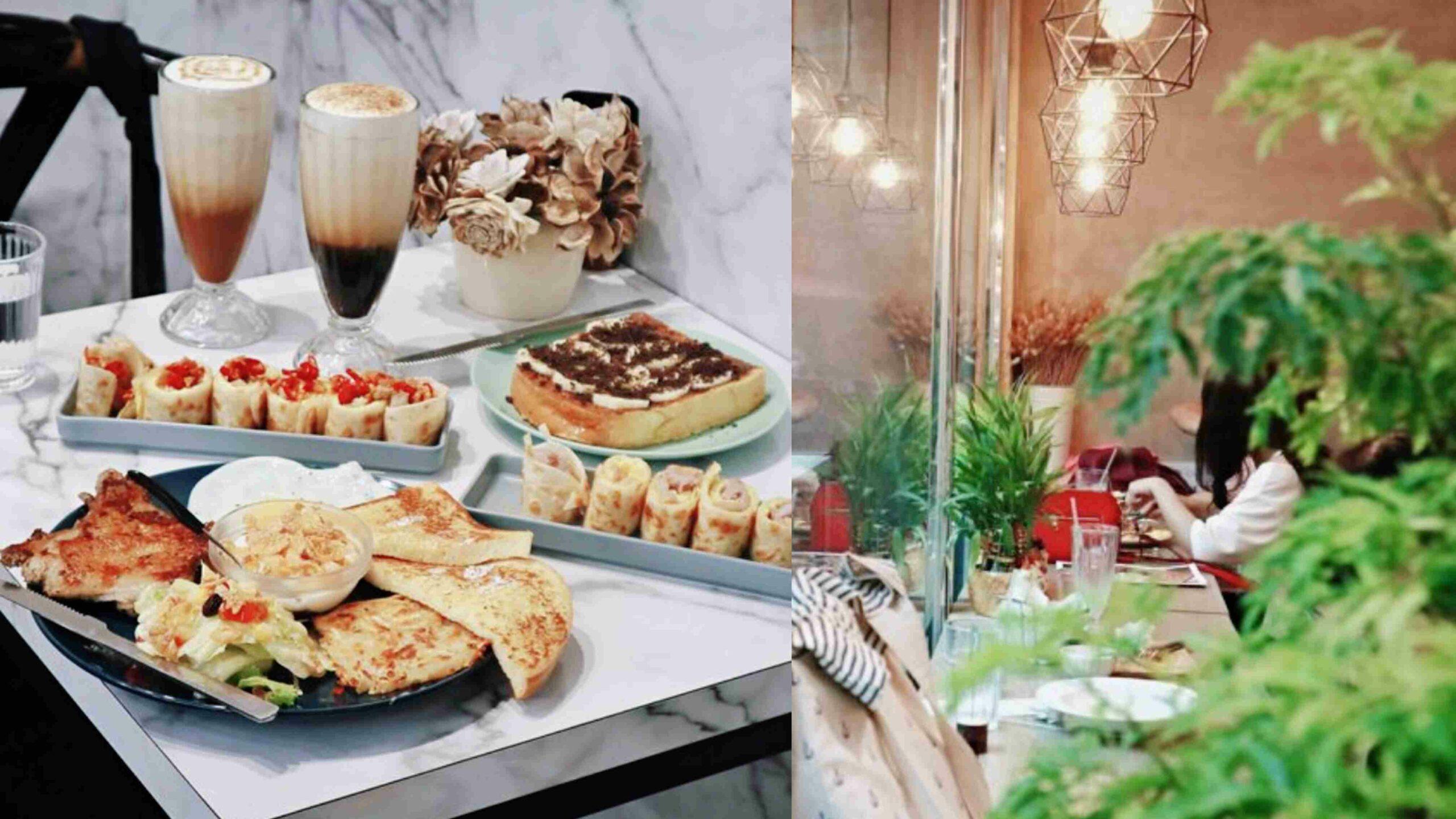 【蘆洲美食】上青初食:IG網美打卡文青早午餐 @女子的休假計劃