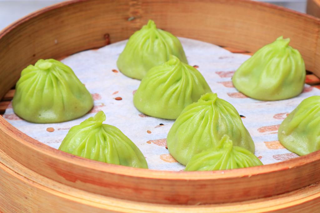 津富倉手作蘿蔔糕:早餐還是中式最對味,會爆汁的塔香湯包、松露湯包,僅供外帶 @女子的休假計劃