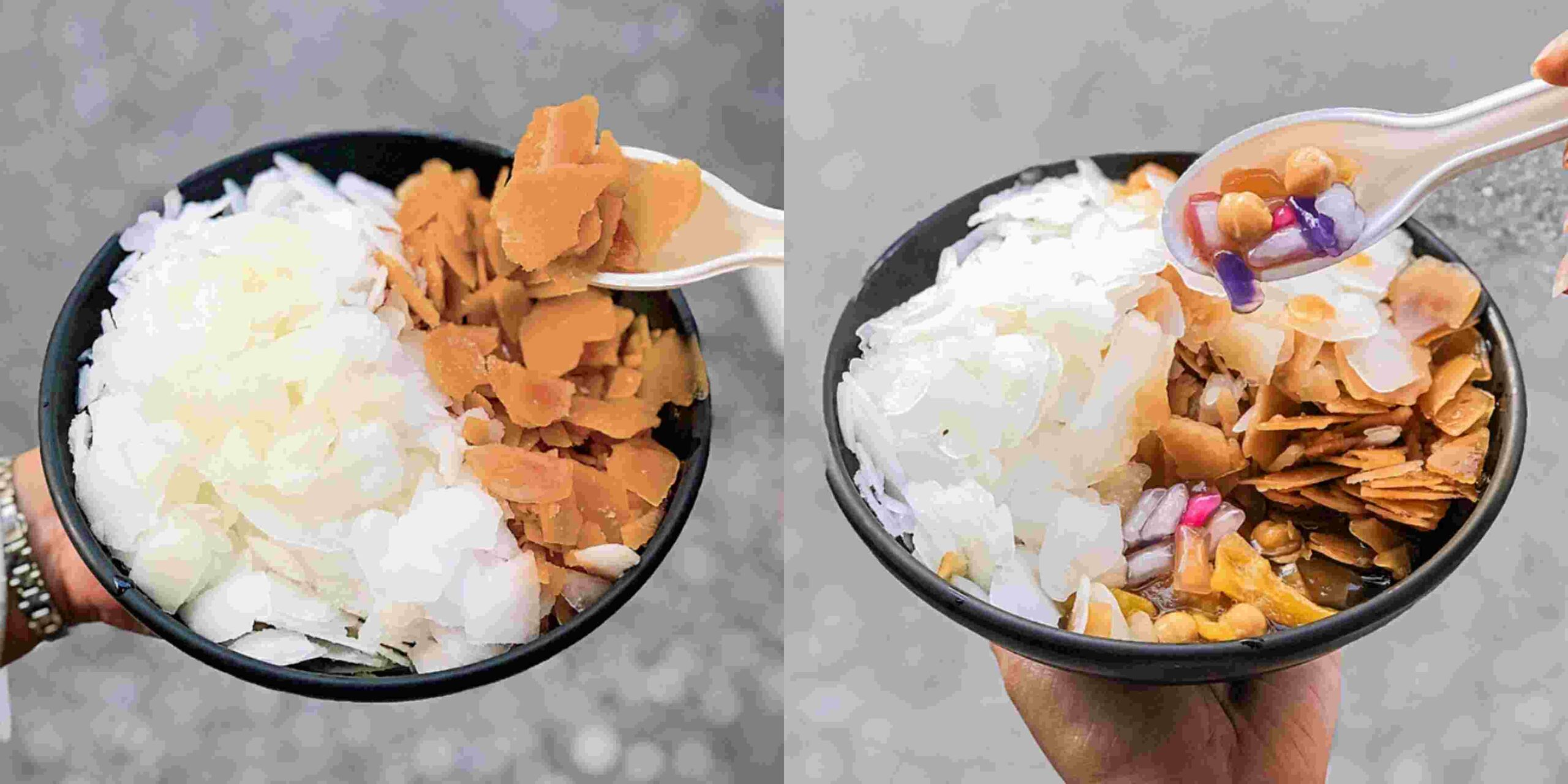 【新北冰品】嘉義紅心粉圓:夏季限定雪片檸檬冰VS熱賣款雪片黑糖冰 @女子的休假計劃
