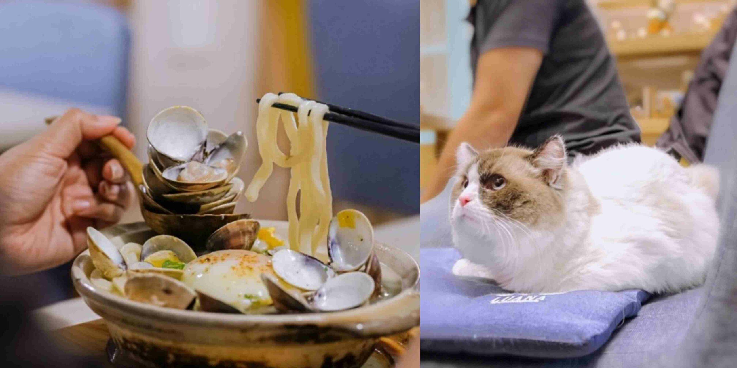 私嚐の吃飯:東門市場週邊溫馨寵物友善餐廳,IG打卡美食。 @女子的休假計劃