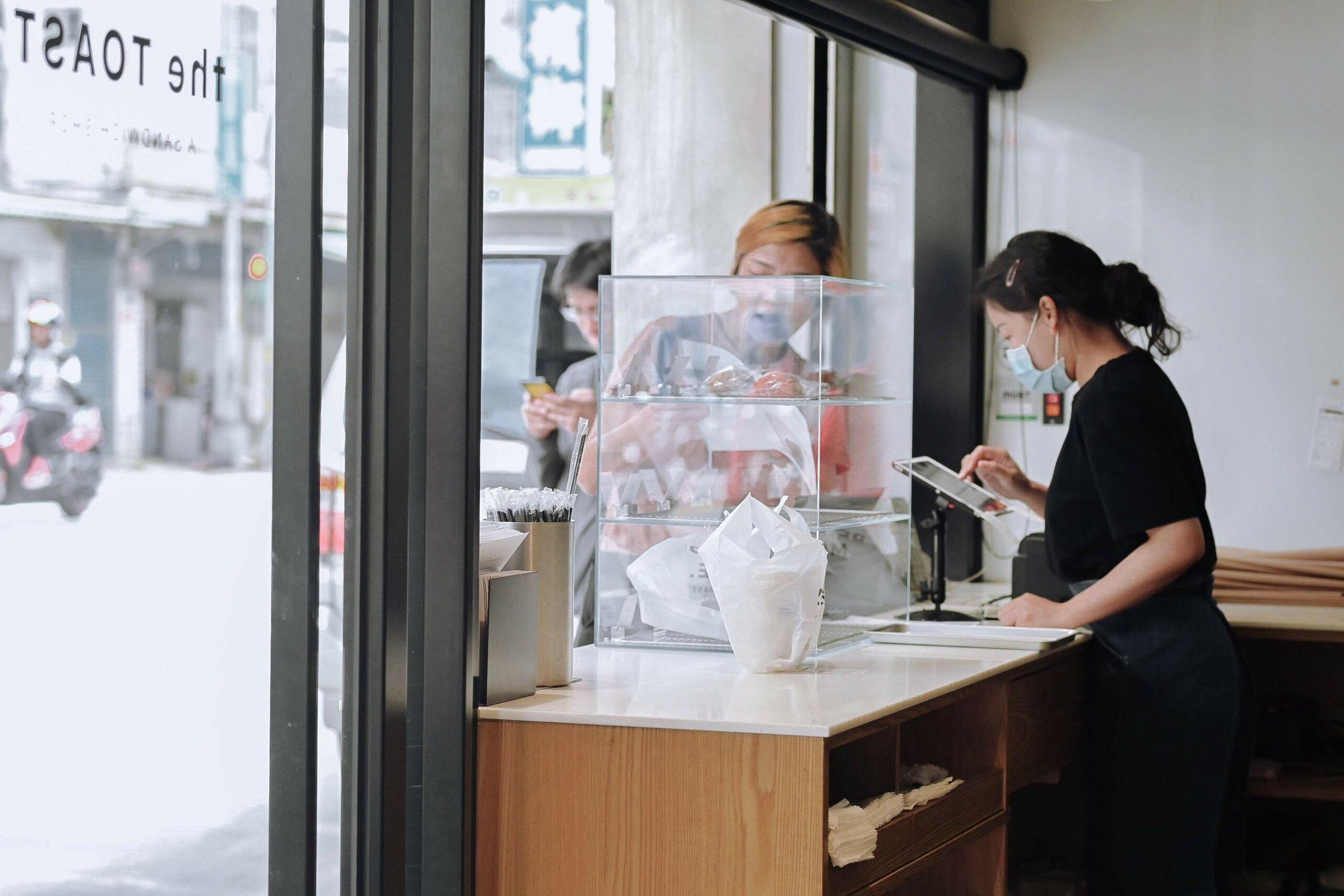 THE TOAST:三重IG打卡人氣爆紅早餐,高配版早餐店也是咖啡廳/中興北街早餐/先嗇宮美食/菜單 @女子的休假計劃