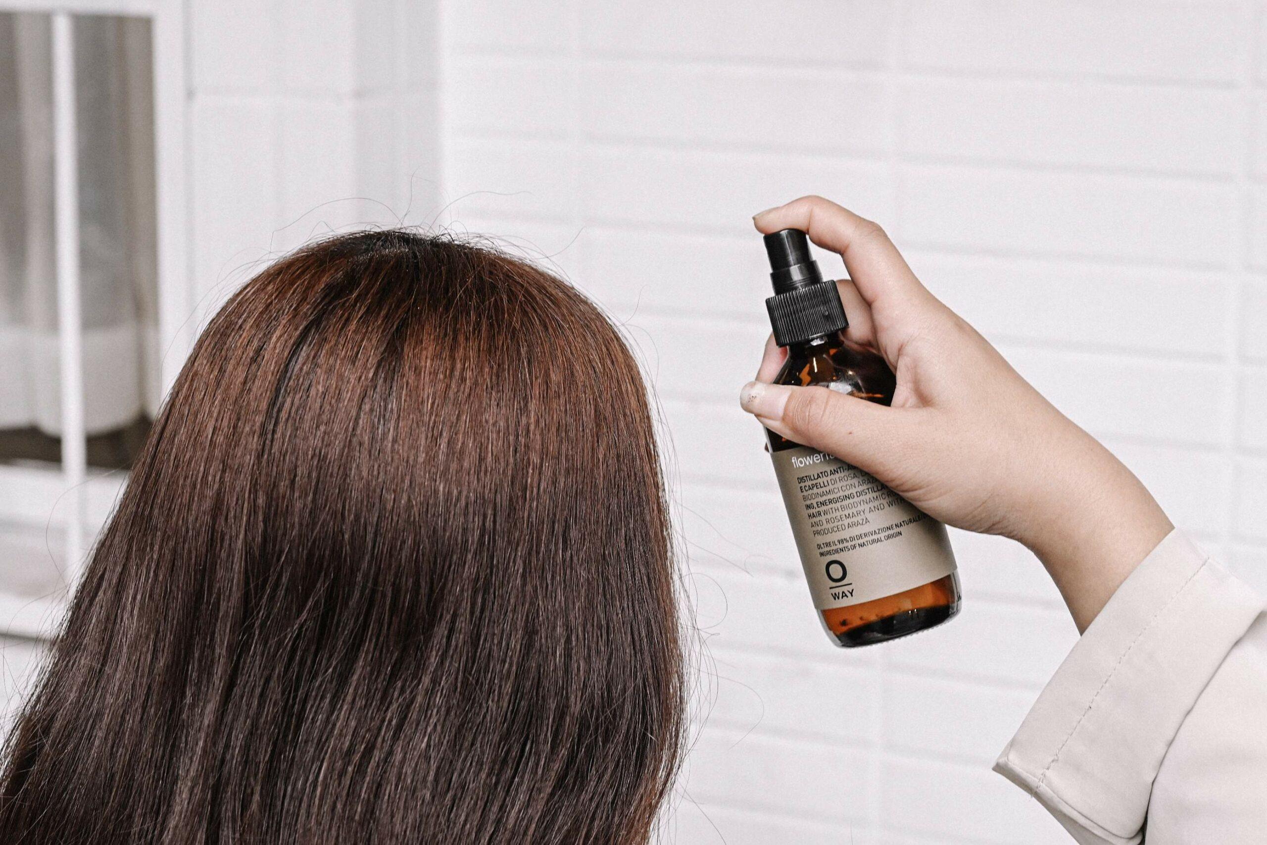 髮品界的藍寶堅尼OWay生物動力玫瑰花露,讓頭髮柔順有光澤,享受每一刻質感生活。 @女子的休假計劃