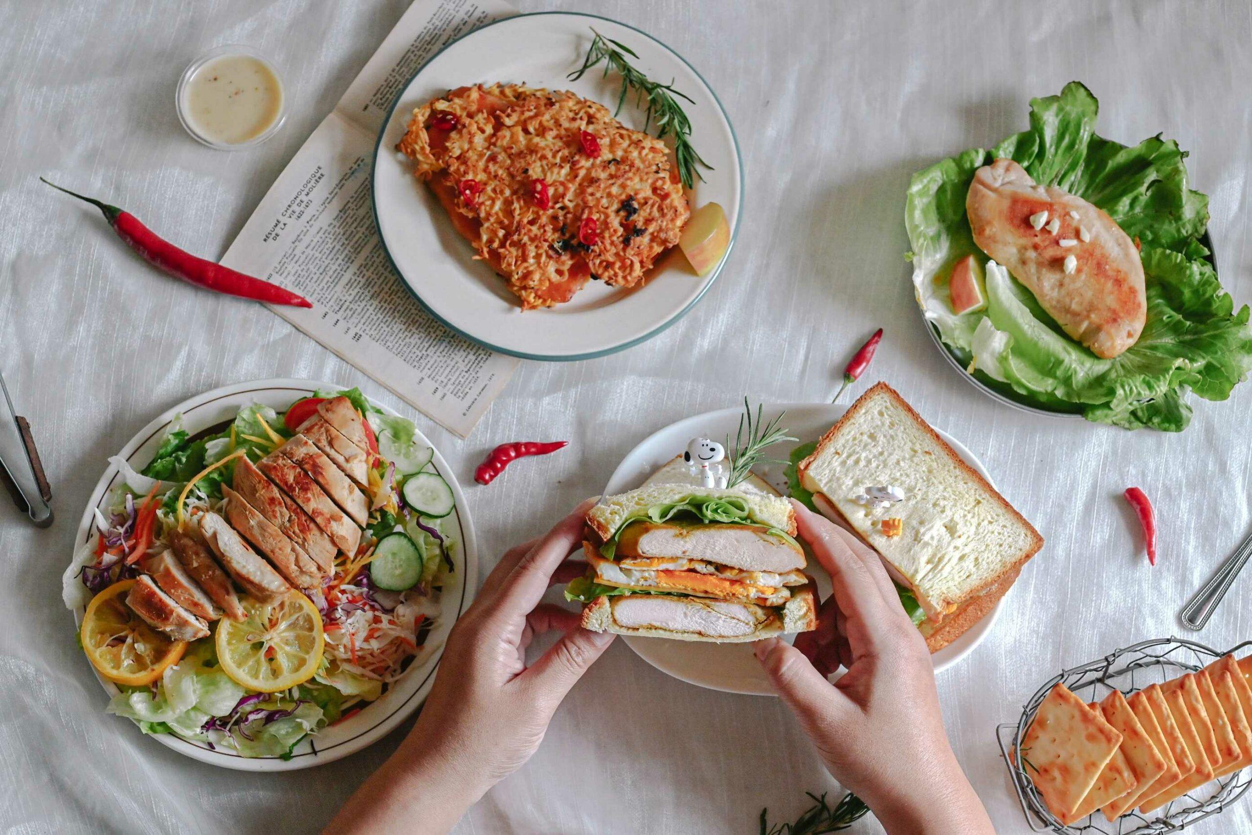 好G力:簡單輕鬆自己動手做優質好食美味即食:增肌減脂好幫手/低碳飲食/食譜 @女子的休假計劃