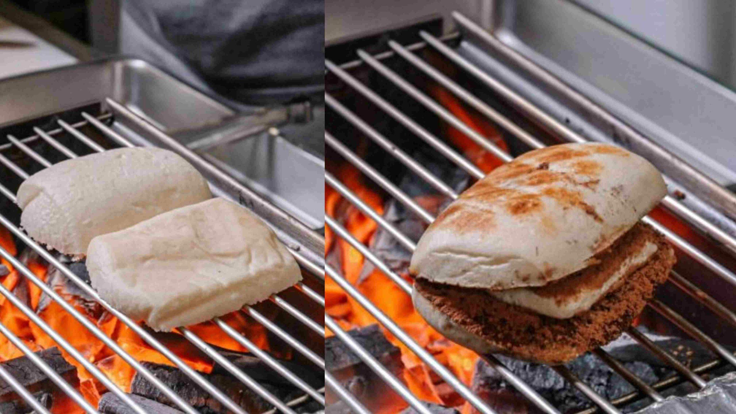 路邊碳烤手工饅頭超創意!冰火提拉米酥饅頭吃過沒!/高雄美食/菜單 @女子的休假計劃