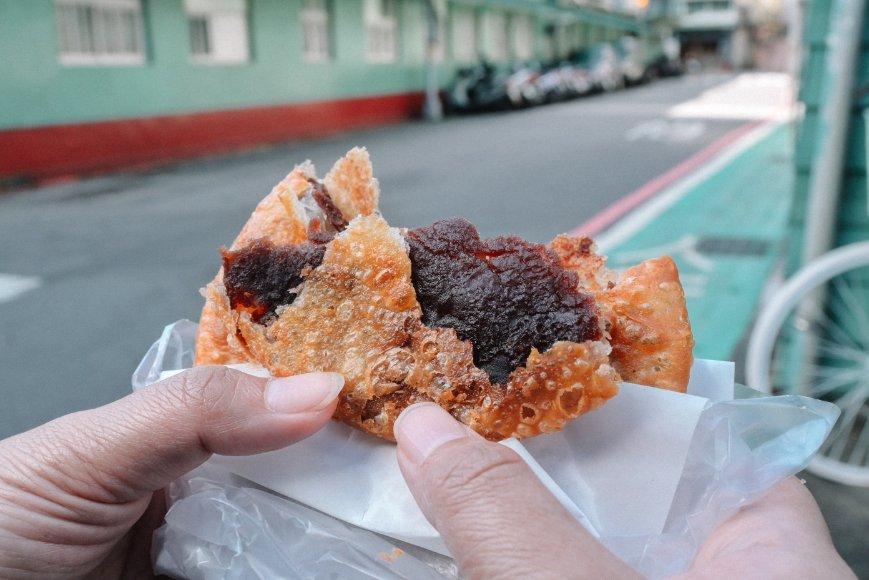 古亭佳味蘿蔔絲餅:不要只知道師大溫州街蘿蔔絲餅,這間蘿蔔絲餅也很推薦【台北美食】 @女子的休假計劃
