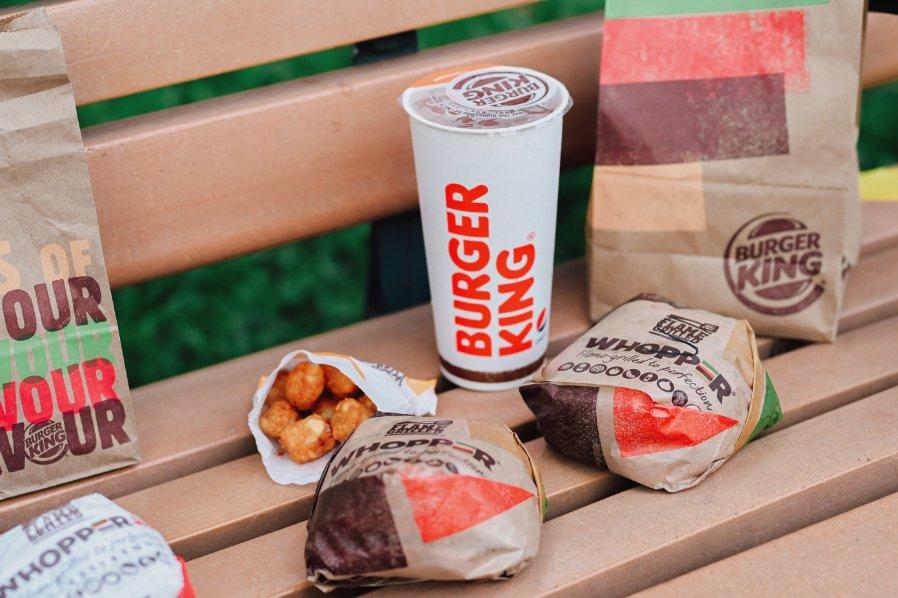 漢堡王華堡日買一送一,漢堡、薯條、可樂統統5折,另有9月最新折扣優惠券、菜單整理!/外帶/外送/內用 @女子的休假計劃