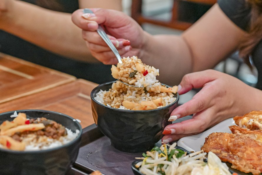 玉林雞腿大王:台北最推薦雞腿飯便當?在地70年老字號老店 /外帶便當/西門町美食(菜單) @女子的休假計劃