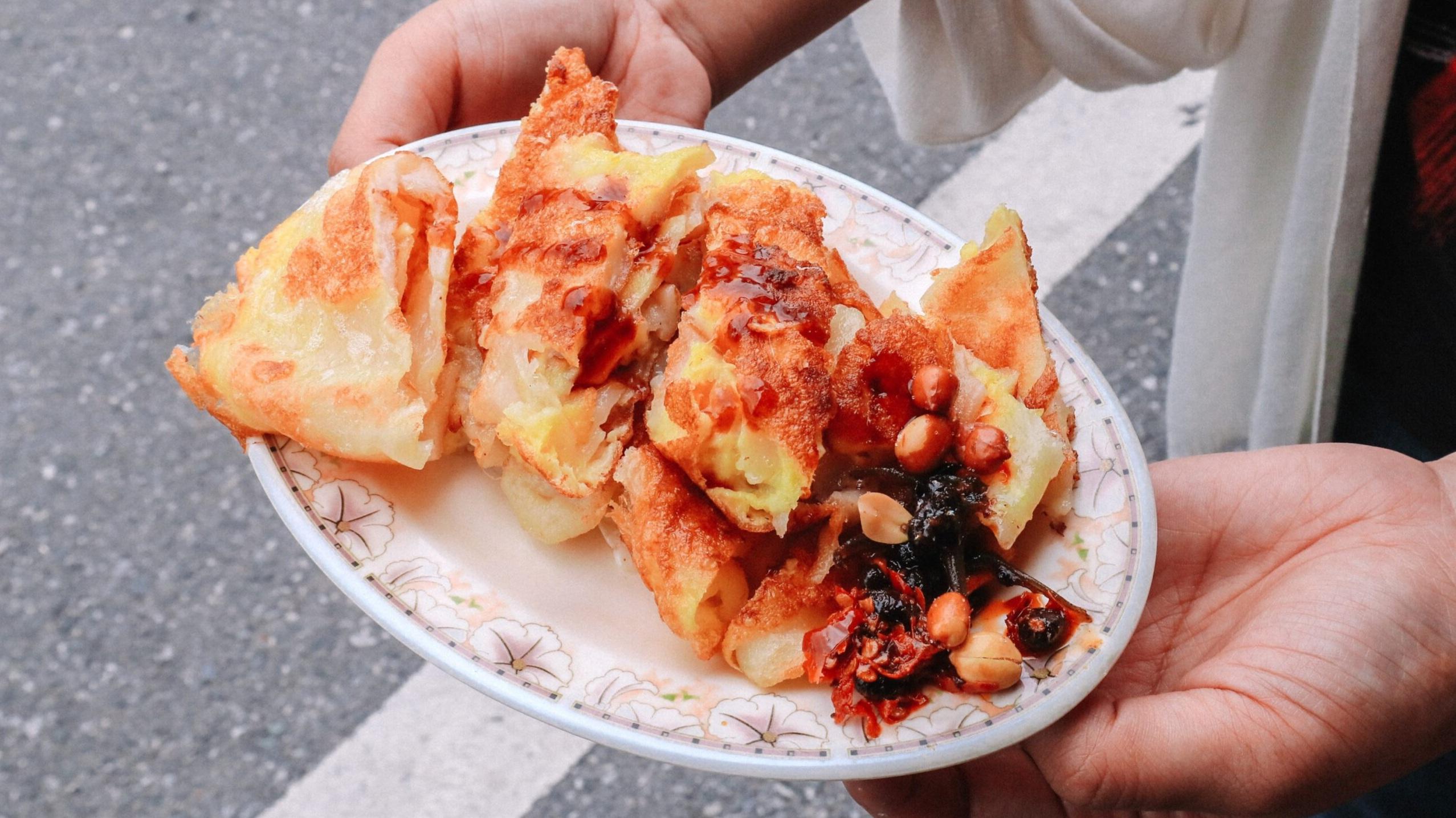 大漢街早餐店:在地人才知道的三十年無名傳統早餐店 /花蓮美食 @女子的休假計劃
