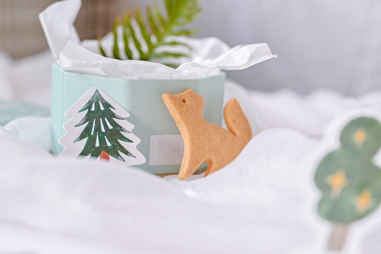 Koti Koti:超可愛萌萌哒手工鐵盒餅乾,走進童話故事的森林系餅乾。 @女子的休假計劃