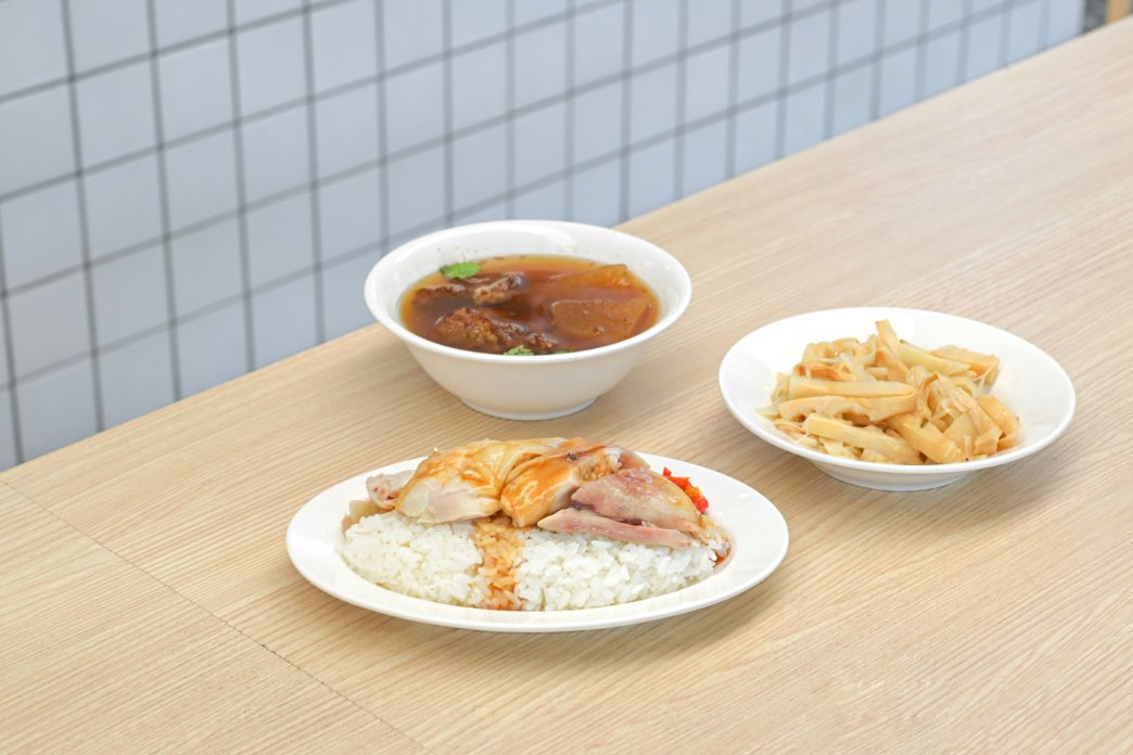 海山魯肉飯:台灣味小吃,超文青有特色滷肉飯店,板橋在地美食/外帶/外送 @女子的休假計劃