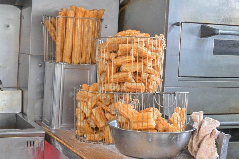 鼎元豆漿:日本觀光客必來的台灣傳統早餐店!金華街美食/台北早餐/食尚玩家推薦/外帶 @女子的休假計劃