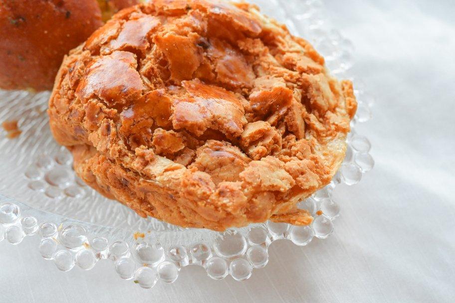 丹麥之屋法式西點麵包: 日銷1500個招牌丹麥菠蘿極推薦,熱賣品爆蒜乳酪也不容錯過/食尚玩家推薦 @女子的休假計劃