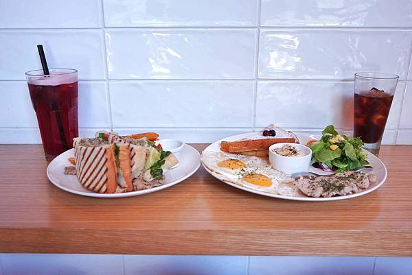 MISSx秘食早午餐-林口店,姊妹淘必點閨秘拼盤早午餐,不限時共享晨間美好 /林口outlet @女子的休假計劃