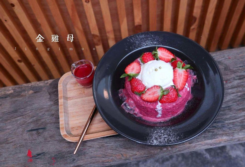 台北東門市場 | 金雞母Jingimoo,網美系草莓冰粉色夢幻美到讓人心醉 @女子的休假計劃