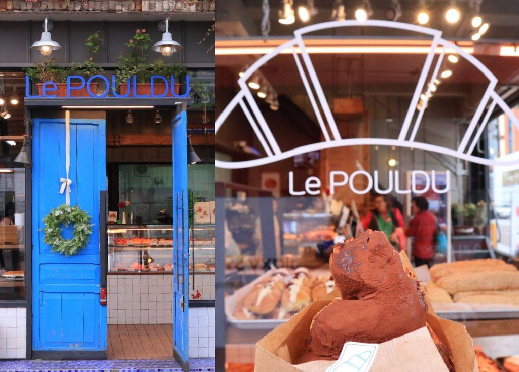 【韓國大邱美食】Le POULDU르폴뒤咖啡廳,韓國必吃牛角髒髒包! @女子的休假計劃