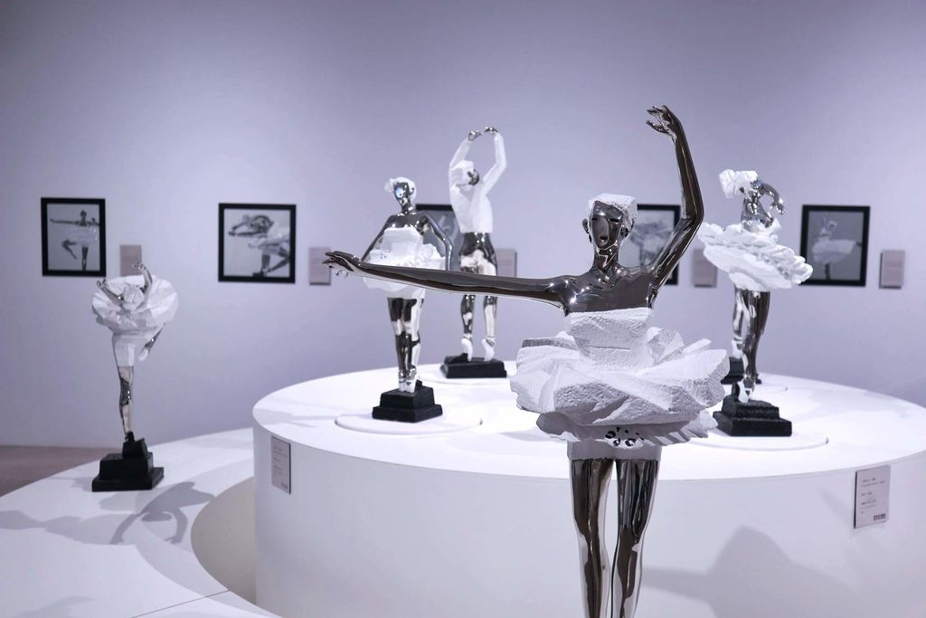 【新北金山】朱銘美術館 /人間系列芭蕾 /有藝思動物園 @女子的休假計劃