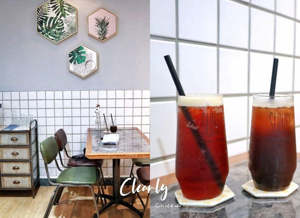 清澄Clearly:沐浴日光裡的清新時光 /板橋不限時餐廳 /板橋早午餐 @女子的休假計劃