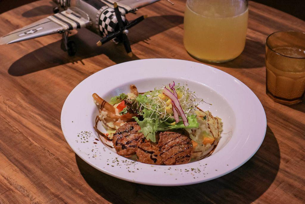 【台北素食】馬蔬蔬蔬食PIZZA:義式創意蔬食料理,無肉者也歡的蔬食生活! @女子的休假計劃