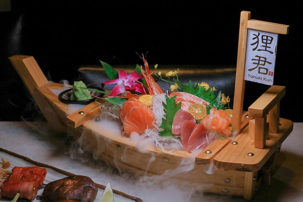 【中山區居酒屋】狸君居酒屋TanukiKun:台北市深夜裡的日本縮影,風情萬種的七條通讓人感覺自在 /中山區日本料理 @女子的休假計劃