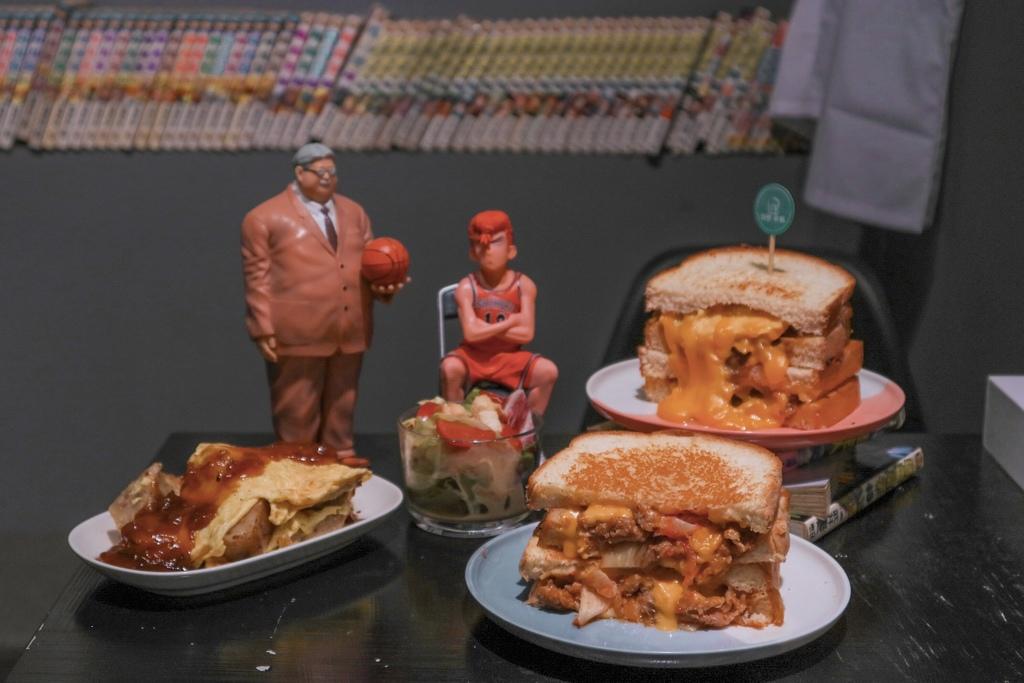 【板橋早午餐】隔壁早餐:嘿~親愛的朋友,我們來去隔壁早餐吃早餐! @女子的休假計劃