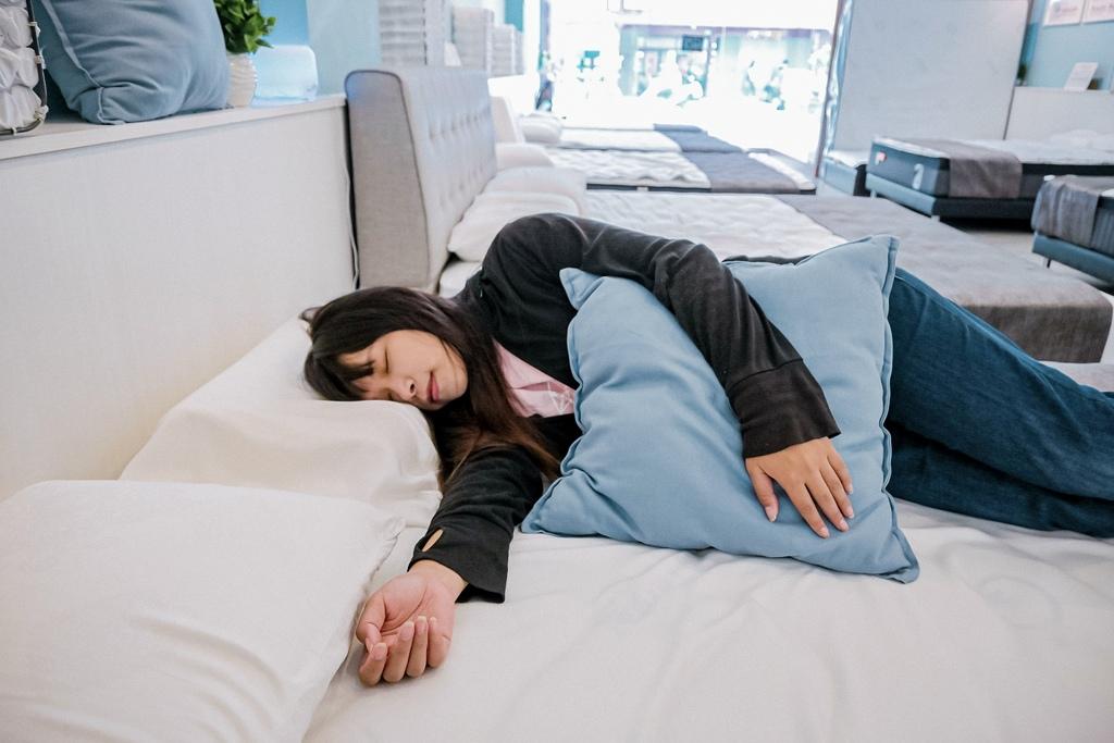 【品味生活】橘家床墊:台灣製作、工廠直營獨立筒彈簧床 /馬來西亞天然乳膠 /台南床墊推薦 @女子的休假計劃