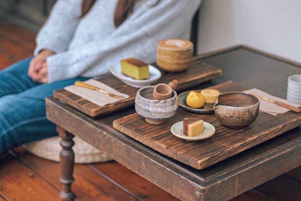 【內湖咖啡廳】珍珠菓子喫茶屋:日式秘密喝茶基地,歐風咖哩套餐讓人著迷。 @女子的休假計劃