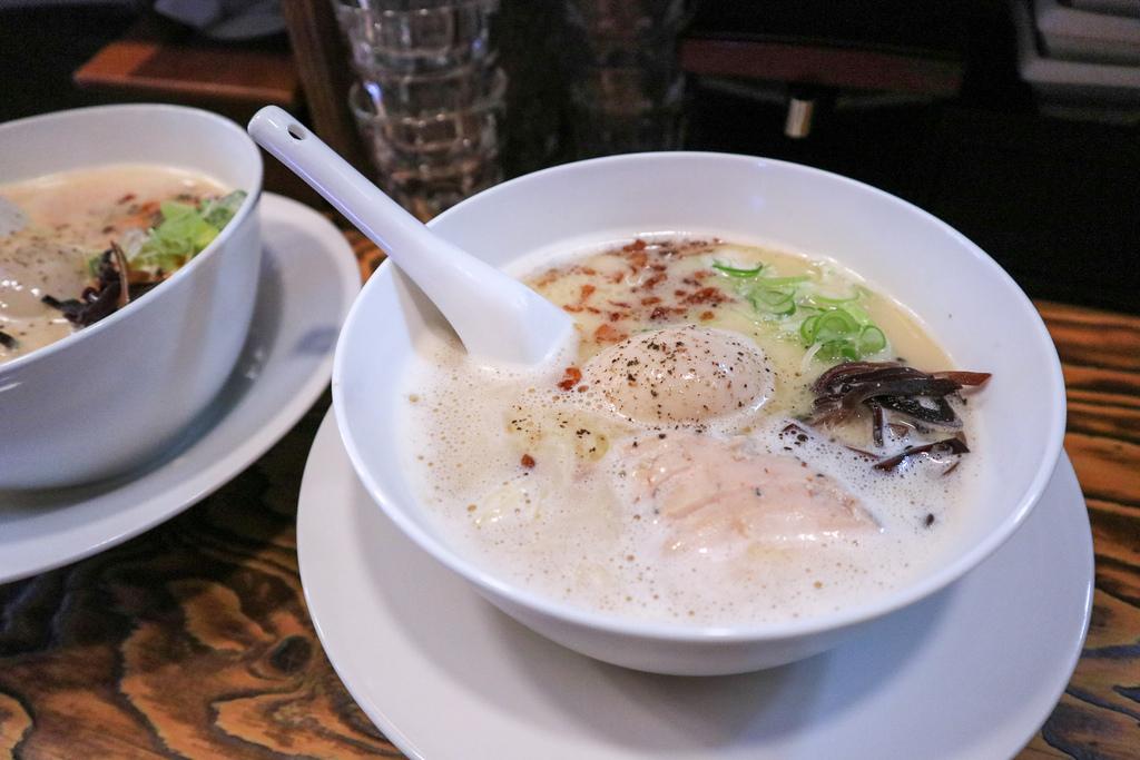 【首爾美食】ORENO拉麵(오레노라멘):比台灣更早獲得米其林的拉麵店,連續三年摘星米其林指南。 @女子的休假計劃