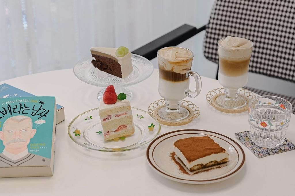 【公館不限時咖啡廳】Moody Belly:超韓風小清新咖啡廳,有我喜歡的、想念的韓國味 /公館咖啡廳 @女子的休假計劃