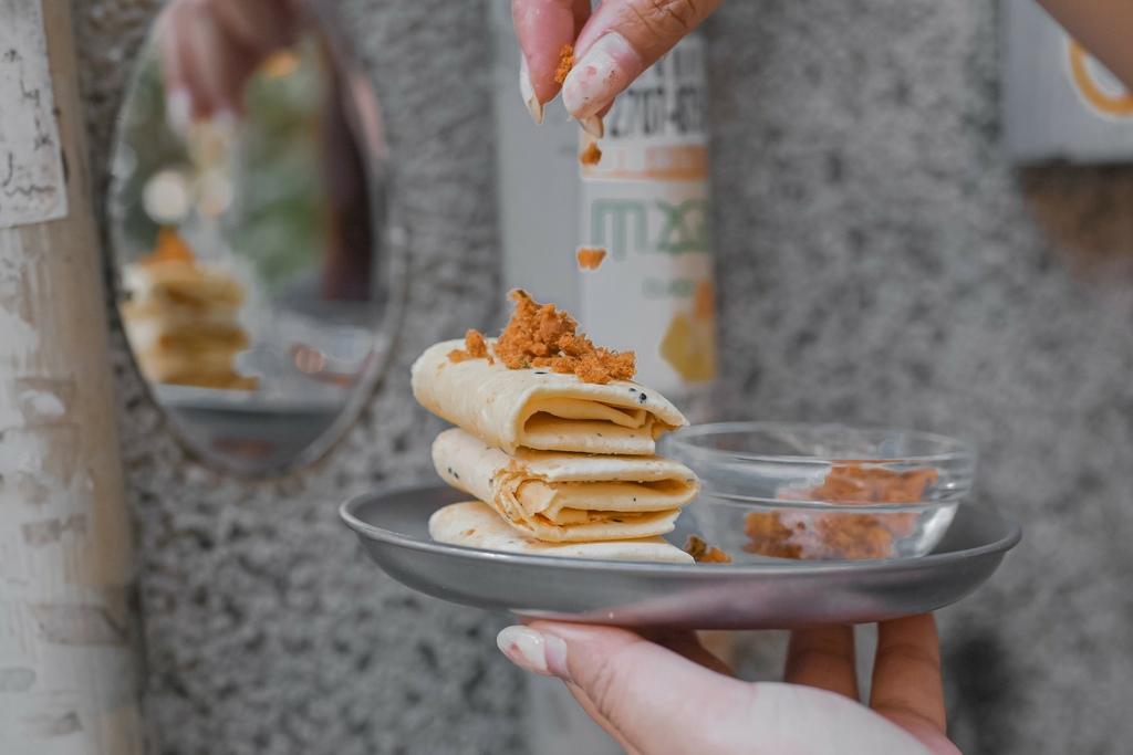 【台中團購美食】酷酷包四方肉鬆蛋捲:四方造型超酥脆外皮口感更升級! @女子的休假計劃